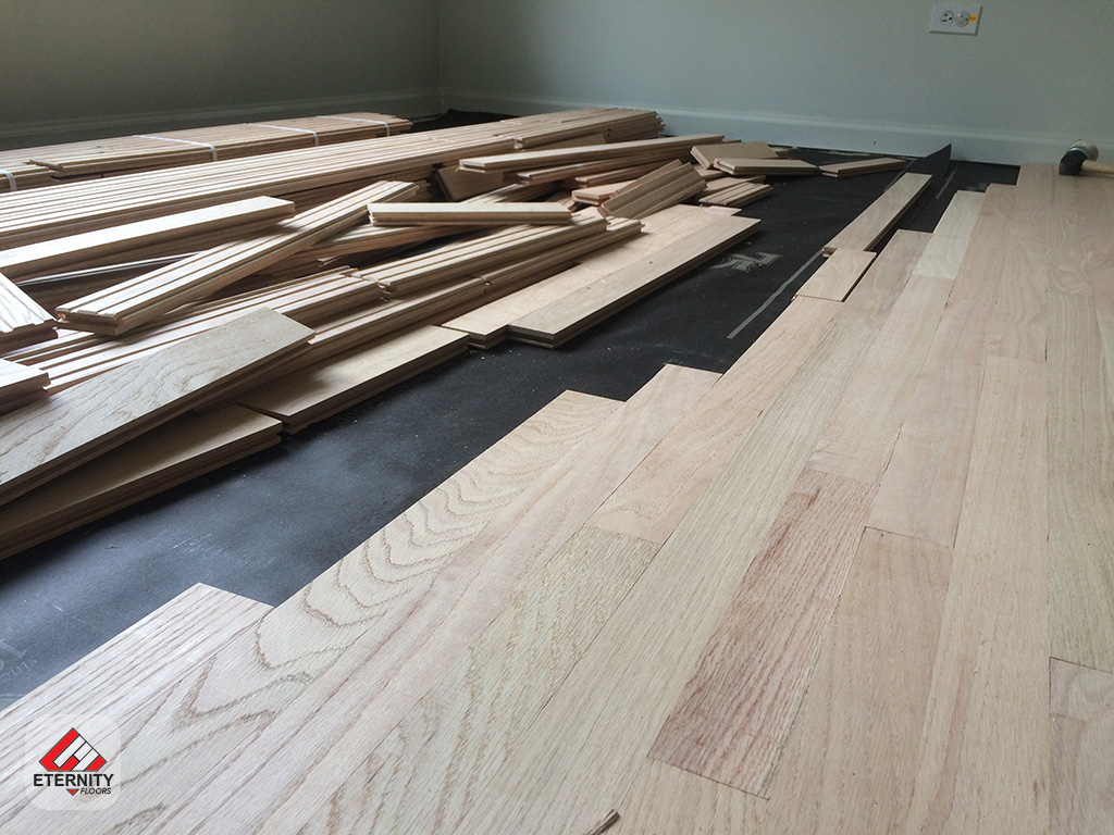 Hardwood Flooring by Eternity Floors Chicago