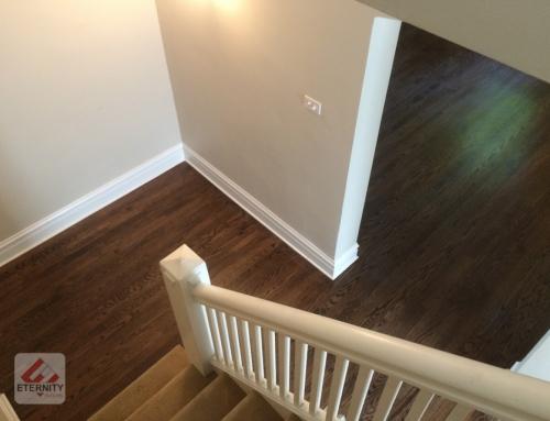 Evanston Flooring Refinished