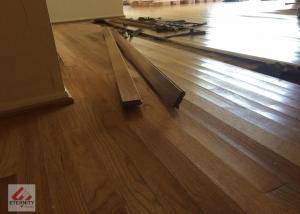 water damage floor repair