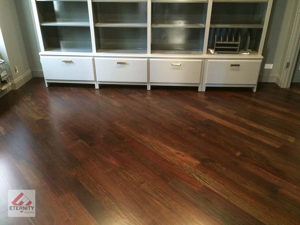 Exotic floor refinishing chicago project by eternity floors for Flooring chicago
