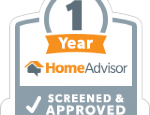 One Year With HomeAdvisor!